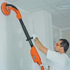 dustless drywall repair